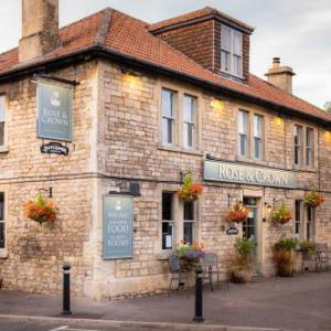 Merlin Theatre Frome Hotels - Rose and Crown