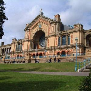 Alexandra Palace Hotels - National Hotel