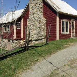 Cottages Du Lac Orford Chalet L'orignal
