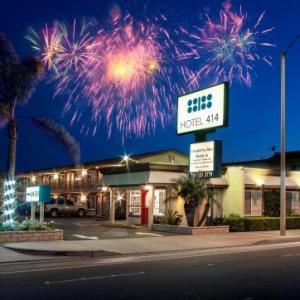 Hotels near The Phoenix Club Anaheim - Hotel 414 Anaheim