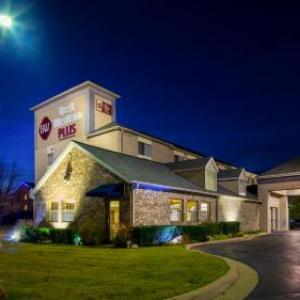 Hotels near BOK Center - Best Western Plus Tulsa Inn & Suites