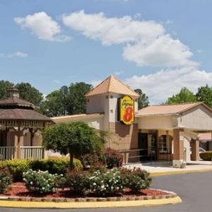 Super 8 near Charlotte Douglas International Airport