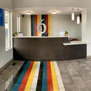 Motel 6-Ogden UT - 21st Street