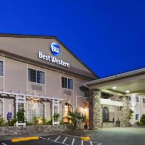 Best Western University Inn & Suites