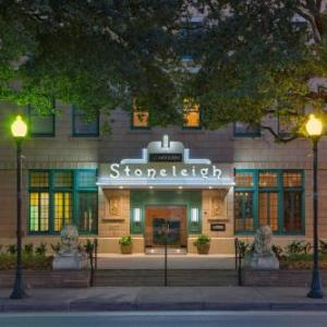 Theatre Three Dallas Hotels - Le Meridien Dallas, The Stoneleigh