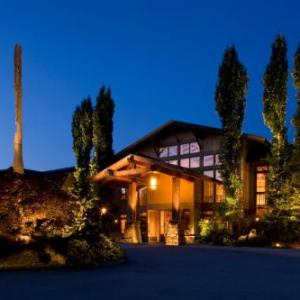 Hotels near Chateau Ste Michelle Winery - Willows Lodge