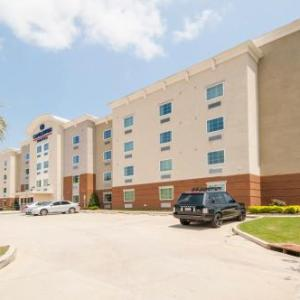 Hotels near Funny Bone Comedy Club Baton Rouge - Candlewood Suites -Baton Rouge -College Drive