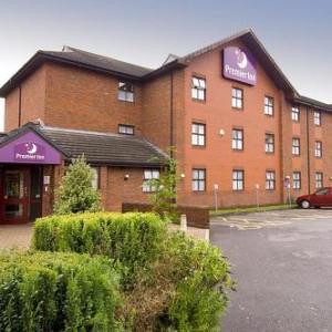 Premier Inn Manchester -Prestwich