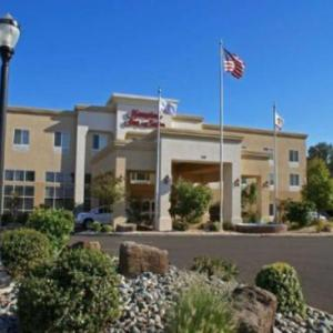 Hotels near State Theatre Red Bluff - Hampton Inn & Suites Red Bluff Ca