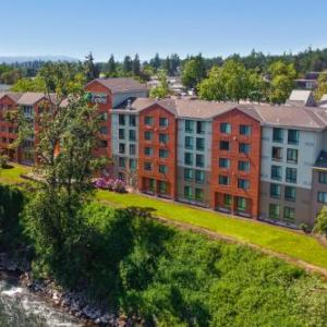 Abernethy Center Hotels - Holiday Inn Express Portland Se - Clackamas Area