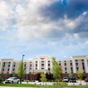 Hampton Inn Cincinnati/blue Ash Oh