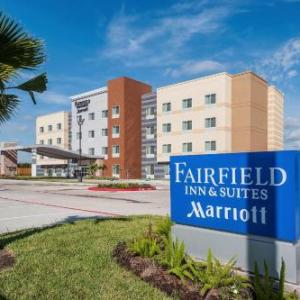 Sam Houston Race Park Hotels - Fairfield Inn By Marriott Houston Northwest/willowbrook