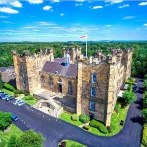 Hotels near Emirates Riverside - Lumley Castle Hotel