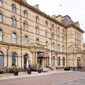 Hotels near St George's Hall Bradford - Great Victoria Hotel