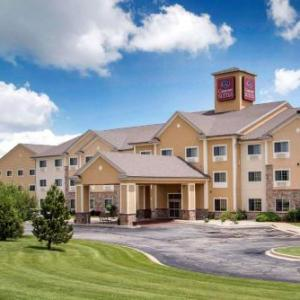 Hotels near Gobbler Theater - Comfort Suites Johnson Creek Conference