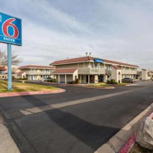 Motel 6-El Paso TX - East