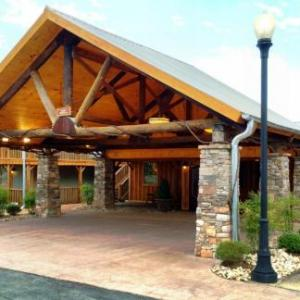 Hotels near The Caverns Pelham - The Smoke House Lodge And Cabins