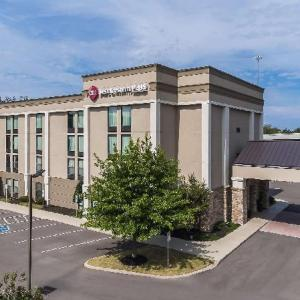 TE Poag Auditorium Hotels - Best Western Plus Belle Meade Inn & Suites