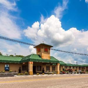 Cumberland Caverns Hotels - Best Western Tree City Inn