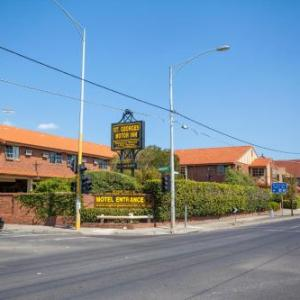 Hotels near The Croxton Thornbury - St Georges Motor Inn