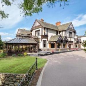McDiarmid Park Perth Hotels - Leonardo Boutique Huntingtower Perth