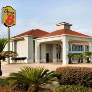 Super 8 by Wyndham Lake Charles Northeast