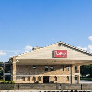 Hotels near Lone Star Convention Center - Red Roof Inn Conroe North - Willis