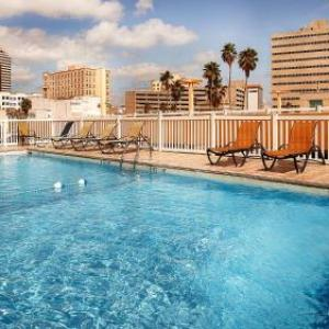 Whataburger Field Hotels - Best Western Marina Grand Hotel