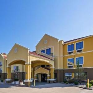 Best Western Plus Executive Inn Corsicana