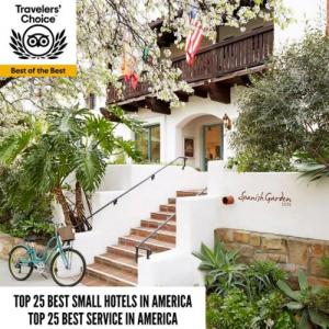 Santa Barbara Bowl Hotels - Spanish Garden Inn