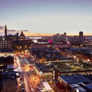 University of Ottawa Hotels - Andaz Ottawa Byward Market-A concept by Hyatt