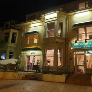 Hotels near Palace Theatre Paignton - The Sands Hotel