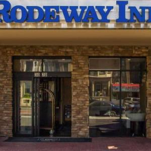 Lehman Center for the Performing Arts Hotels - Rodeway Inn Bronx Zoo