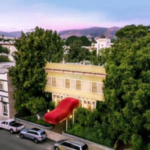 Hotels near SLO Brew Rock - Garden Street Inn Downtown San Luis Obispo