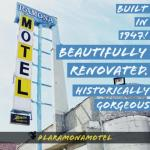 West Angeles Cathedral Hotels - Ramona Motel