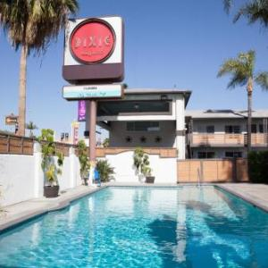 Hotels near Greek Theatre Los Angeles - The Dixie Hollywood Hotel