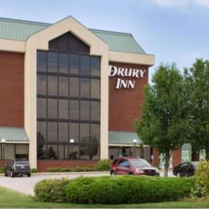 Herrin Civic Center Hotels - Drury Inn Marion