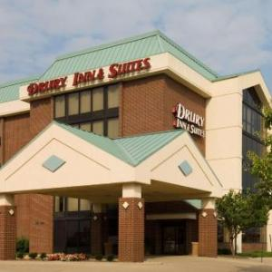 Sangamon Auditorium Hotels - Drury Inn & Suites Springfield Illinois