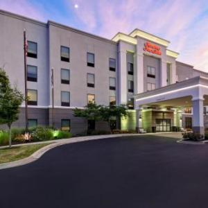 Oliver's Carriage House Hotels - Hampton Inn & Suites Columbia South Md