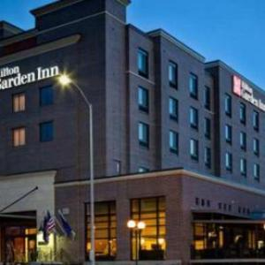Pershing Center Hotels - Hilton Garden Inn Lincoln Downtown/Haymarket