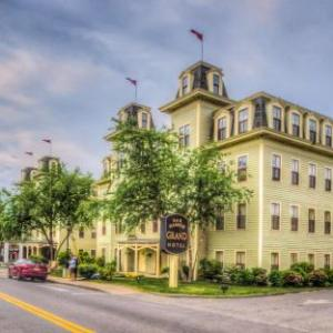 Hotels near 1932 Criterion Theatre - Bar Harbor Grand Hotel