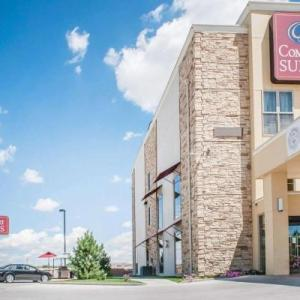 McGee Park Memorial Coliseum Hotels - Comfort Suites Farmington