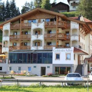 Book Now Hotel Goldener Adler (Curon Venosta, Italy). Rooms Available for all budgets. Hotel Goldener Adler is located in Curon Venosta and surrounded by the mountains. It offers free Wi-Fi and mountain-style rooms as well as free sauna and Turkish bath. The sho