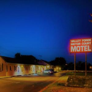 Valley Forge Motor Court Motel