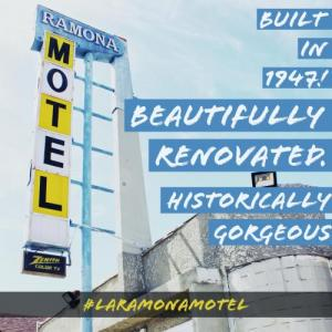 Hotels near West Angeles Cathedral - Ramona Motel