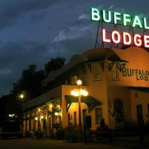 Buffalo Lodge Bicycle Resort -Amazing access to local trails & the Garden