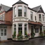 Hotels near Queen's Hall Nuneaton - abbey grange hotel