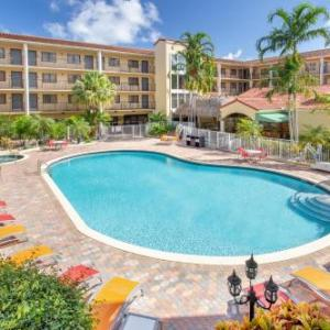 Hotels near South County Civic Center - Ramada Boca Raton