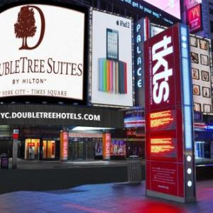Carnegie Hall Hotels - Doubletree Suites By Hilton NYC Times Square