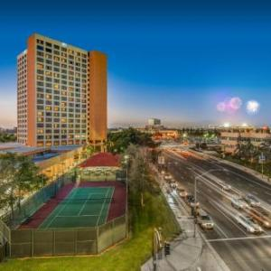 Hotels near Dave and Busters Orange - DoubleTree Hotel Anaheim/orange County